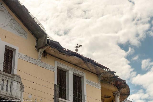 Villa Campo Largo - detalhe telhado