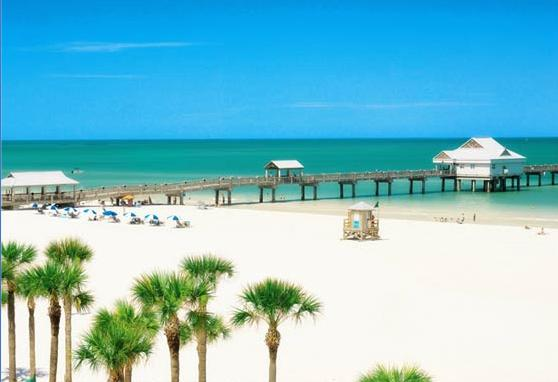 Tourism: Clearwater Beach