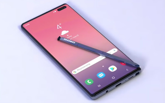 Samsung Galaxy Note 10: Design, specifications, price leaked