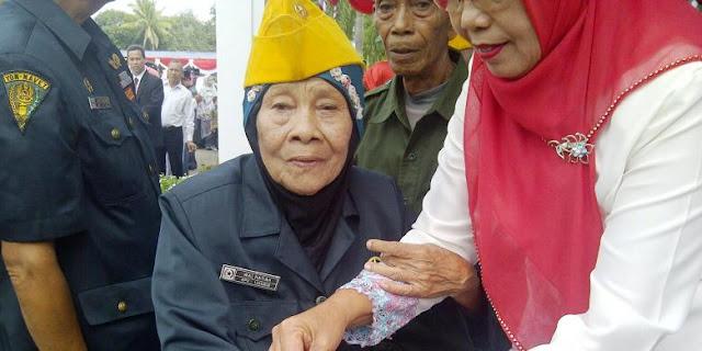 Veteran Kota Bima: 71 Tahun Indonesia Merdeka, Baru kali ini Kami Dapat Bantuan Dari Pemerintah