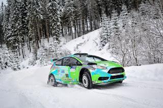 Winter Rally Covasna