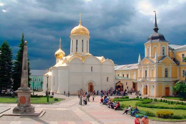 Сергиев Посад первый в ТОПе маршрутов на электричке