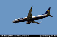 Boeing 737 / EI-EMM