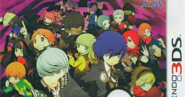 Persona q 3ds Rom english