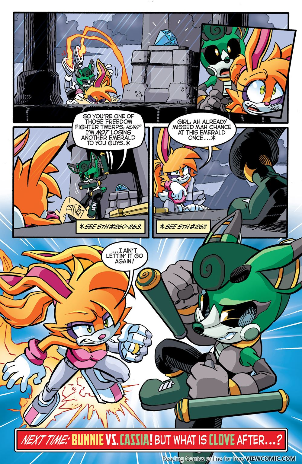 sonic the hedgehog viewcomic reading comics online for free 2018