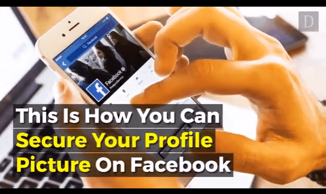 This is how you can secure your profile picture on Facebook