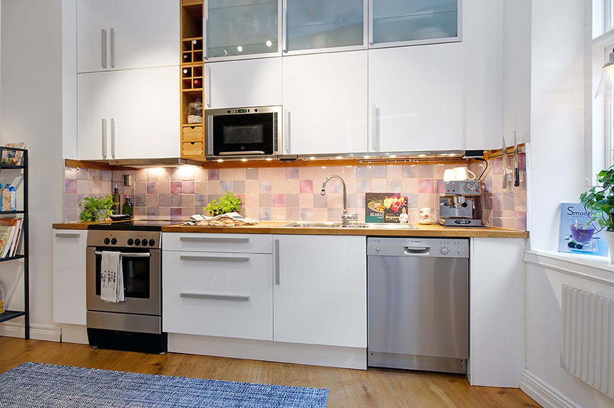 Desain Dapur Minimalis Type 36 Cantik