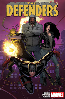 The Defenders #1