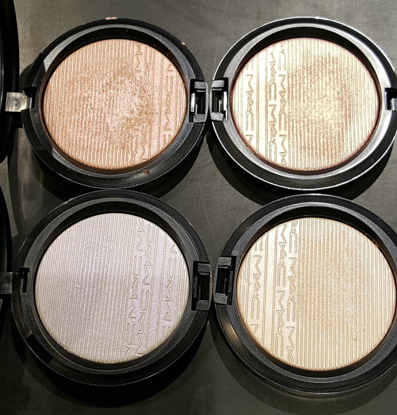 New Mac Extra Dimension Skin Finishes Show Gold