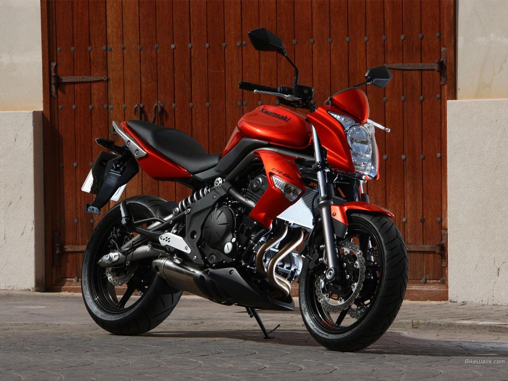 Kawasaki ER N SPESIFIKASI DAN MODIFIKASI MOTOR