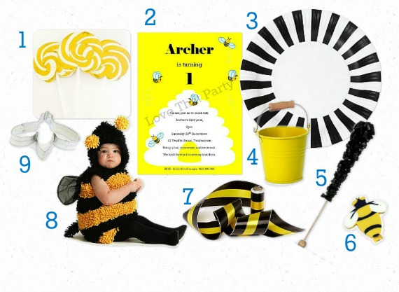 Bee Party Theme, Party ideas & Inspiration, Bumble Bee Party, Printable Invitation, Invites Bee Party Ideas, Party Inspiration, Kids Party, Kids Parties, Bee Party Printables