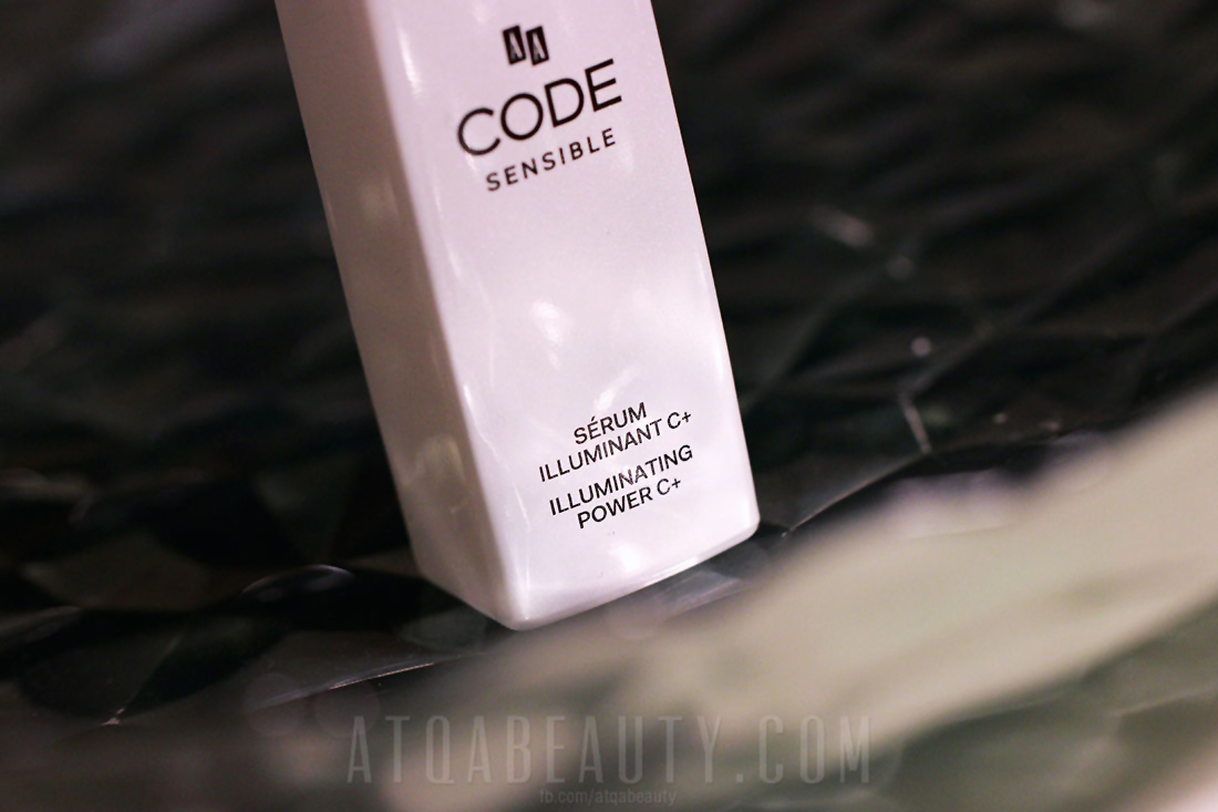 AA Code Sensible, Serum Illuminating Power C+