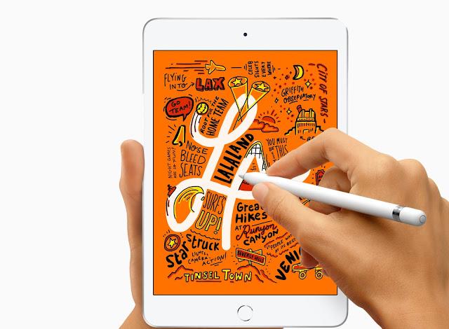 ابل تكشف عن أجهزة iPad Air وiPad mini الجديدة على متجرها الرسمي ايباد