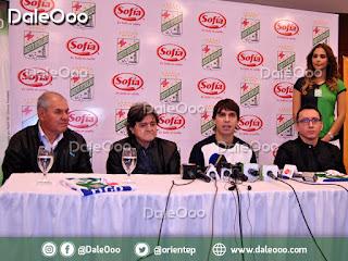 Oriente Petrolero presenta a Pablo Zeballos como su nuevo refuerzo - DaleOoo