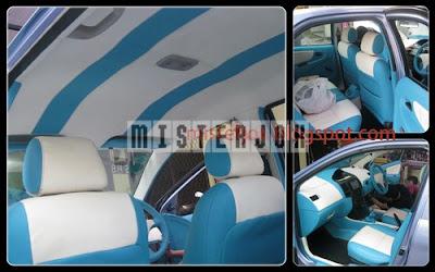 Bengkel Full Interior Mobil Jakarta
