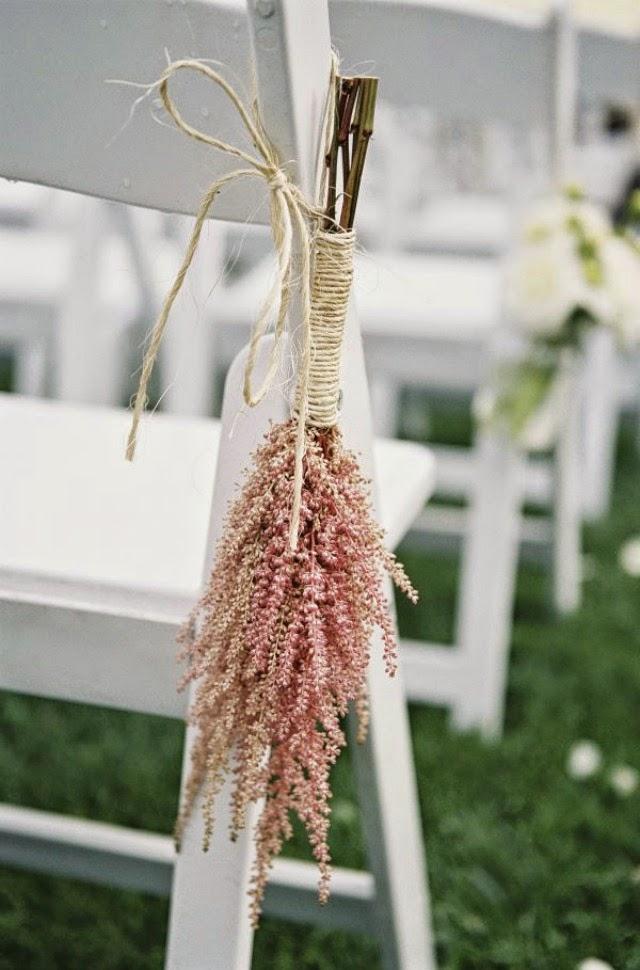 Flores de boda el astilbe  A todo Confetti  Blog de