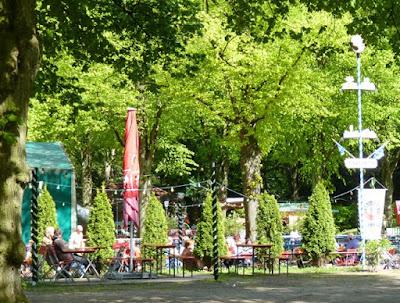 Biergarten München, Biergärten in München