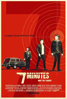 7 Minutes 2014 DVD R2 PAL Spanish