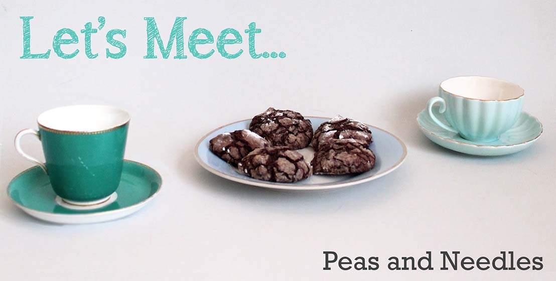 Lets Meet: Peas and Needles
