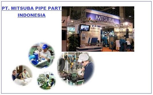 Lowongan PT MITSUBA INDONESIA Operator Produksi Tanggerang - Bekasi