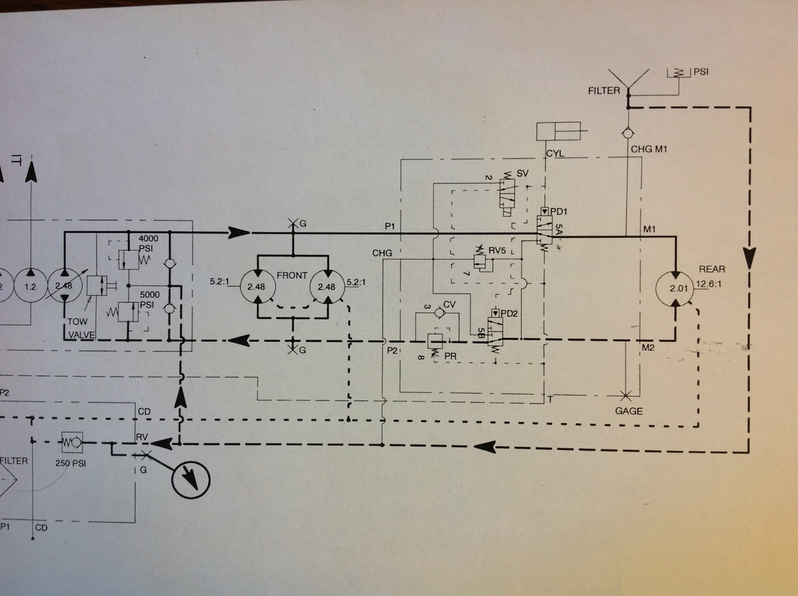 mti service Bobcat Mower Wiring Diagrams Toro Wiring Diagram For 4000 #15