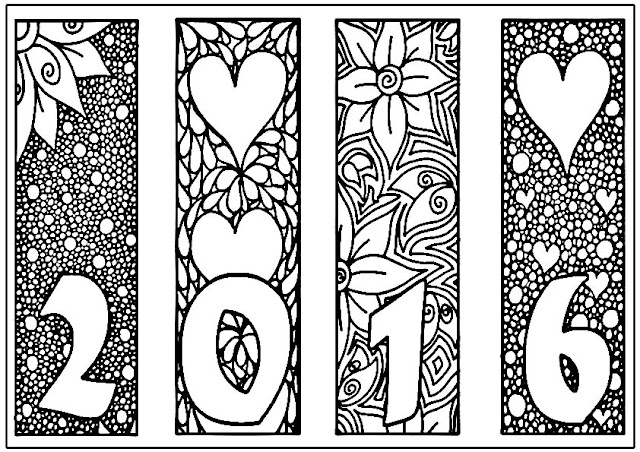 printable 2016 adults coloring pages