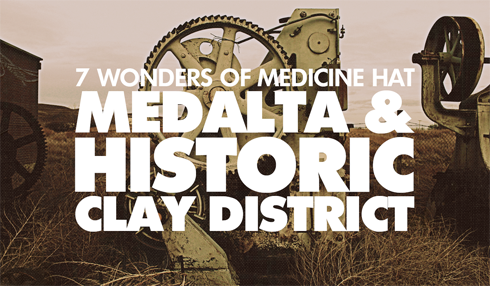 medalta potteries clay district medicine hat alberta