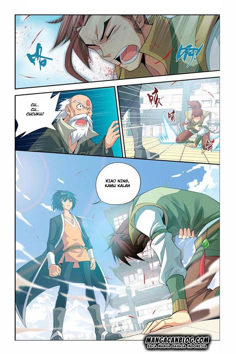 Battle Through Heaven Chapter 11-11
