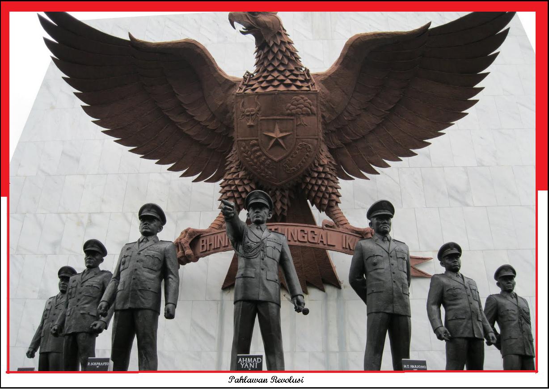 Pemberontakan G 30S/PKI dan Cara Penumpasannya
