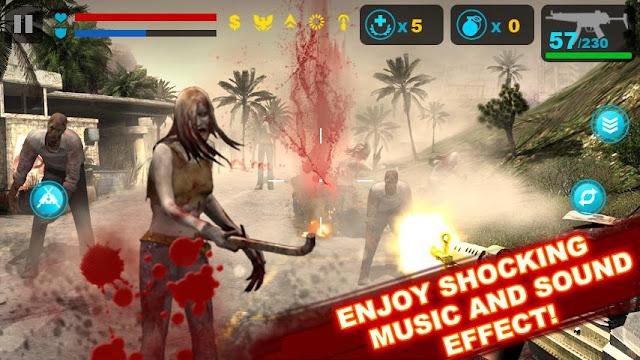تحميل لعبة قناص الزومبي download zombie frontier