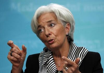 """Ελάφρυνση του χρέους της Ελλάδας χωρίς όρους ζητά το ΔΝΤ – """"Να δοθεί με νέους όρους η επόμενη δόση"""" - Αιχμές για τον """"κόφτη"""""""