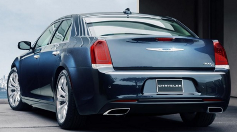 2017 Chrysler 300 Redesign