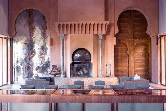 Amanjena Marrakech chicanddeco