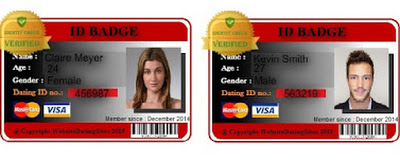 free verification id for online dating