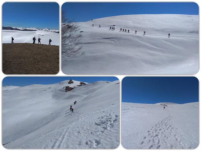 Εξόρμηση στο Χιονοδρομικό Κέντρο Ανηλίου και την κορυφή Γκιουζέλ Τεπέ - : IoanninaVoice.gr