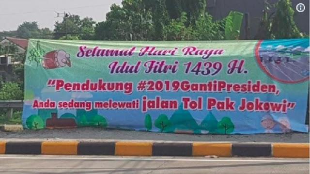 """Soal Istilah dan Spanduk """"Tol Jokowi"""", Ini Tanggapan Cadas Wasekjen MUI"""
