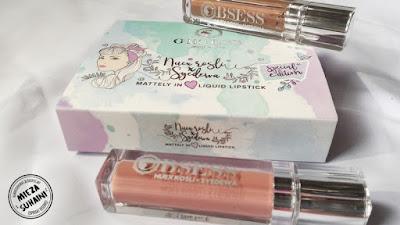 Produk Keluaran Obsess Cosmetics Memang Terbaik!