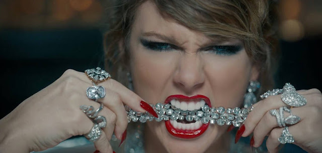 Chart Mondays: Taylor Swift - Look What You Made Me Do