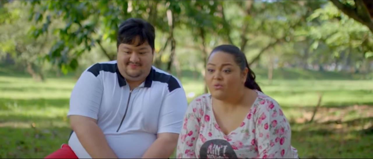 Ang Taba Ko Kasi Jason Paul Laxamana's 2016 CineFilipino Film Festival entry featuring Cai Cortez and Ryan Yllana