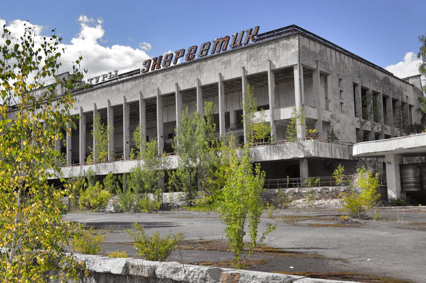 ukraine czernobyl prypeć