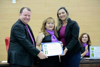 Assembleia realiza Sessão Solene para entrega de voto de Louvor ao projeto Açaí com Libras