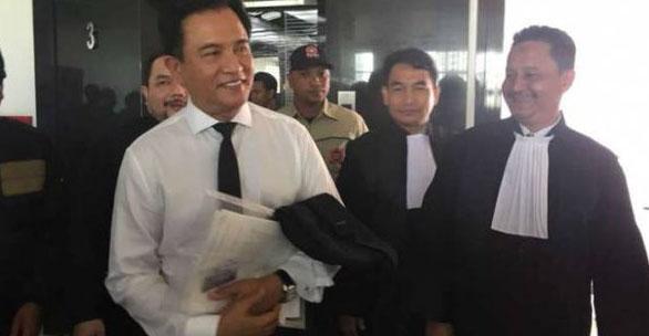 Yusril: Pemerintah Tidak Bisa Buktikan Pelanggaran HTI, SK Menkumham Mengada-ngada