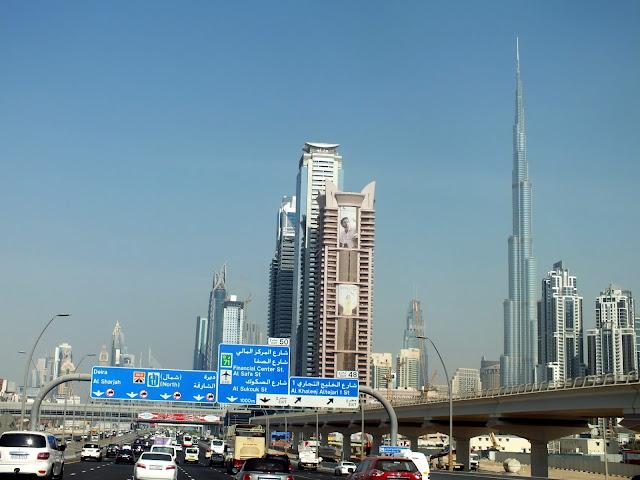 visitas básicas en un viaje a Dubai