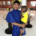 Tonto Dikeh and son in beautiful new photo