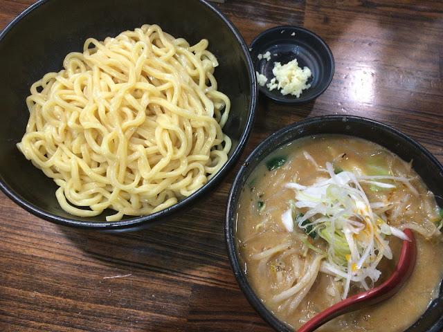 花田 池袋本店 味噌つけ麺
