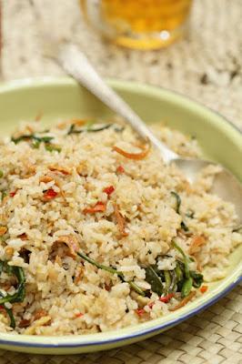 Nasi goreng belacan, resdung, jerawat, shaklee, vitamin c,