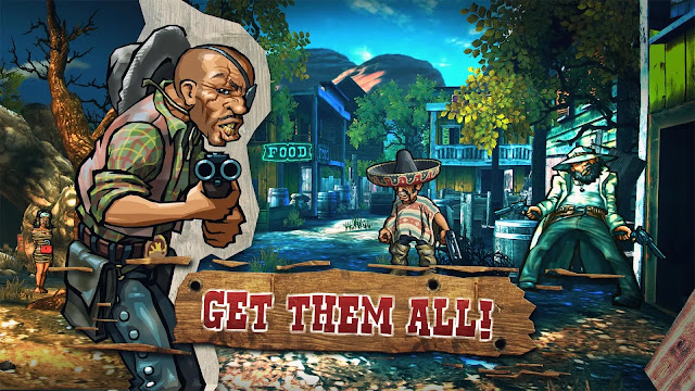Mad Bullets MOD APK unlimited money