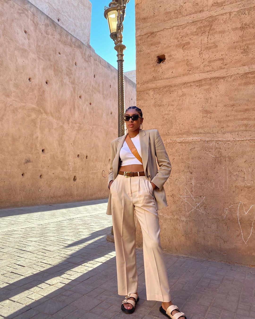 What to Wear on Cooler Summer Days