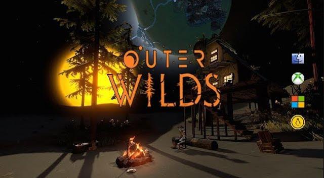 """""""Outer Wilds"""" Game nhập vai phiêu lưu hành tinh 2018"""