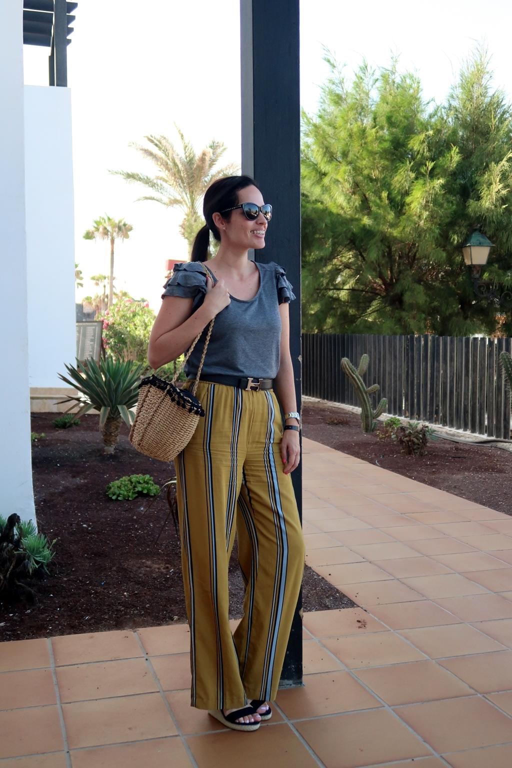 mustard-striped-trousers